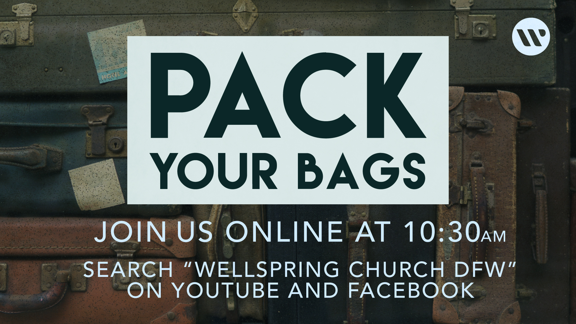 PackYourBags Online 1