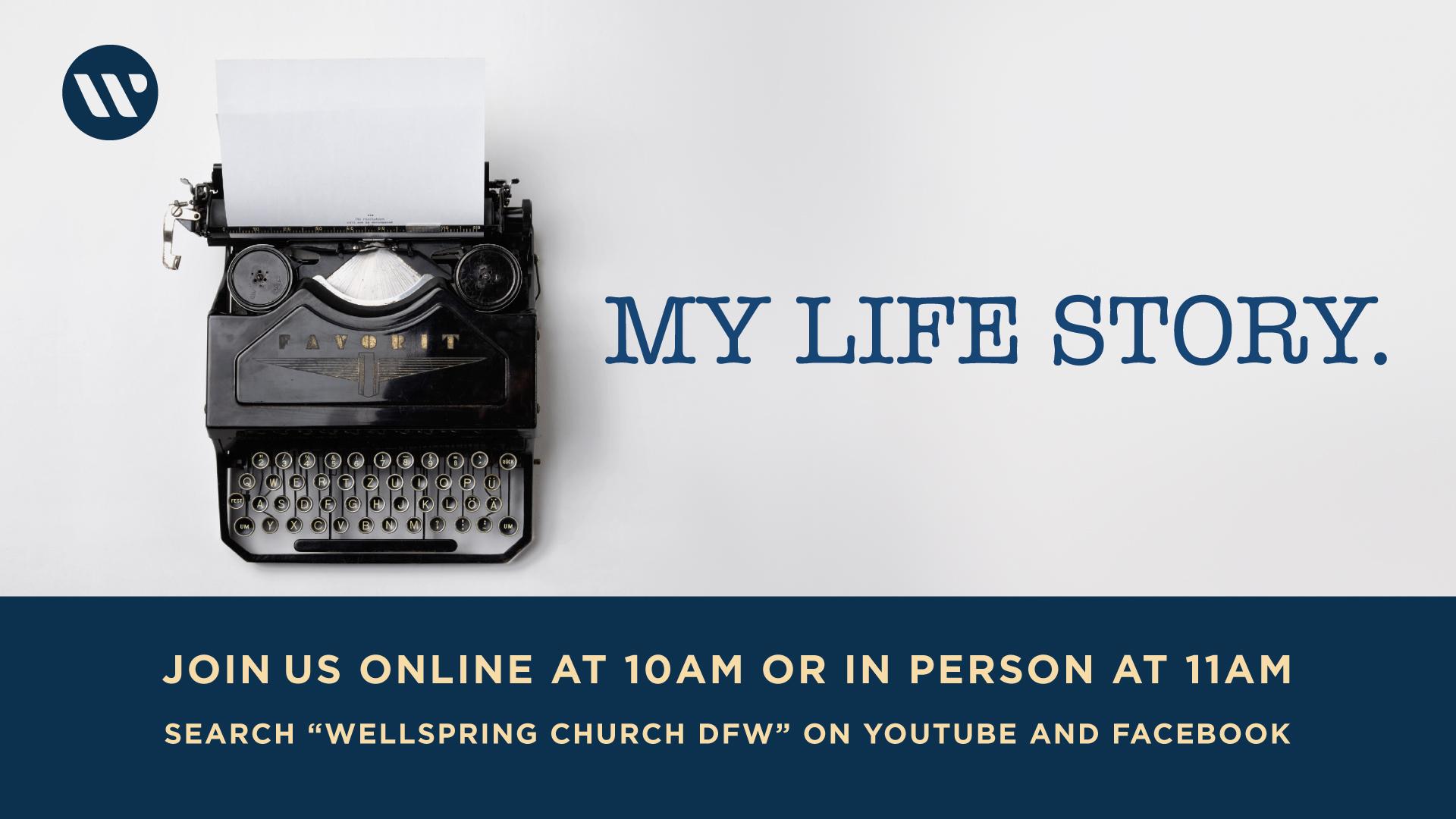 mylifestory Online